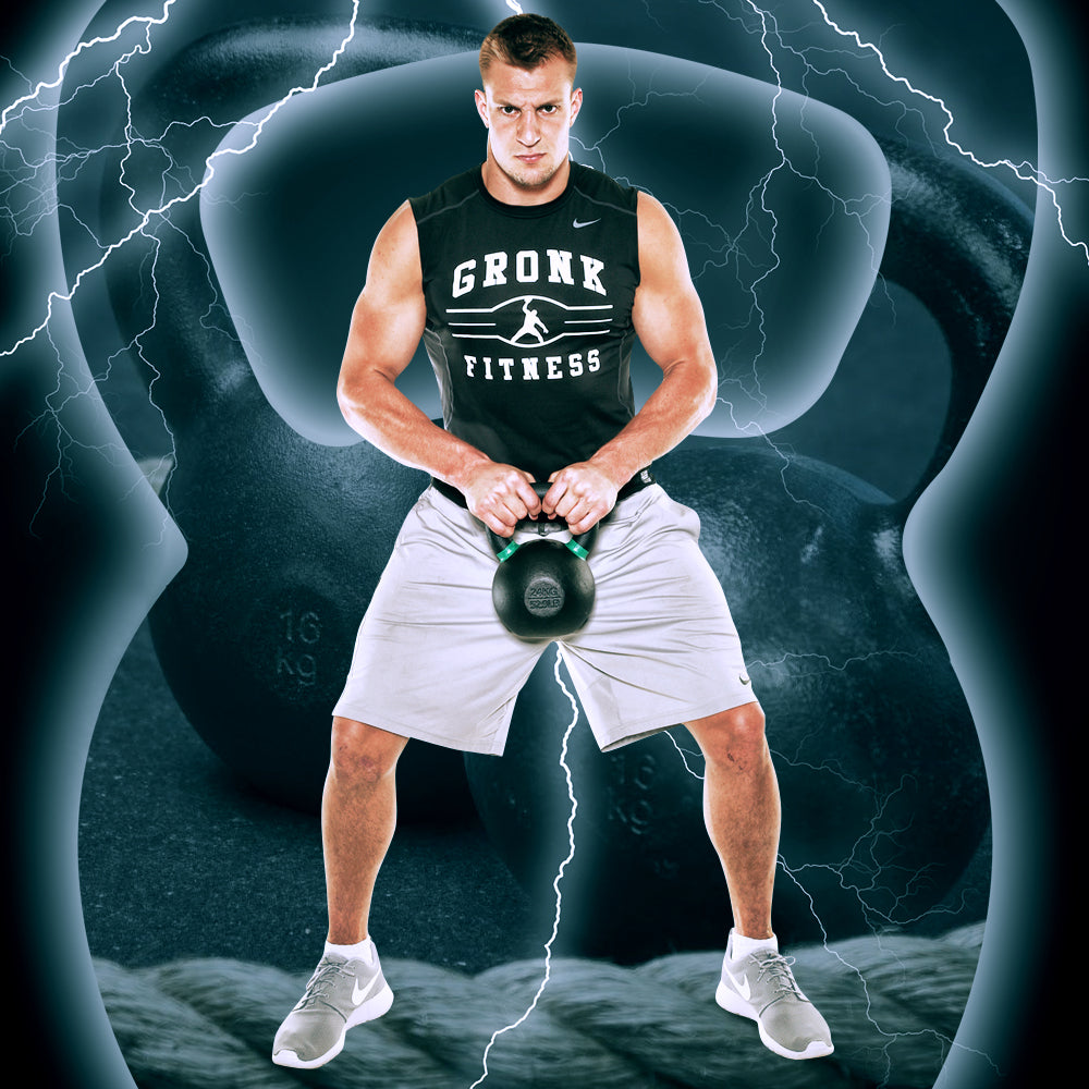 BUILD LEAN MUSCLE & POWER WITH KETTLEBELLS | FULL GRONK WORKOUT