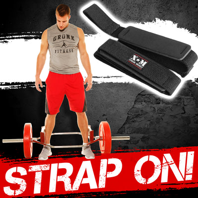 Are Lifting Straps A MUST For Athletes & Weightlifters?