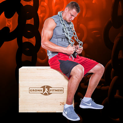 Become Stronger, Faster & Bigger With Lifting Chains | Gronk Reviews