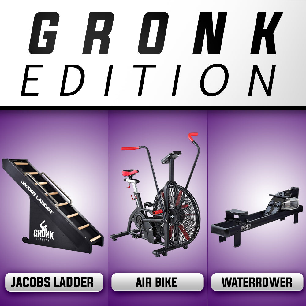The Best Cardio Equipment For Weight Loss & Conditioning (Gronk Edition!)