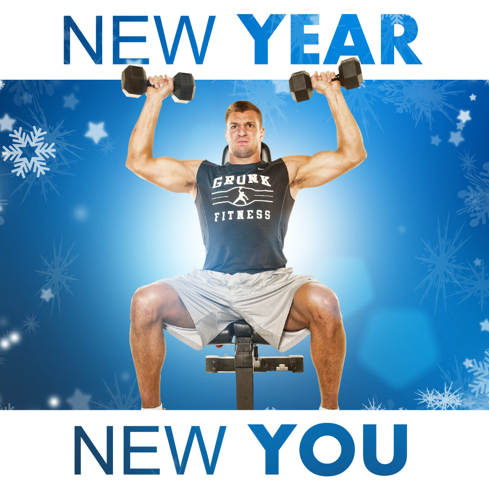 New Year – New You! | How To Become The BEST YOU In 2018