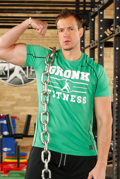 Gordie Gronkowski Jr Gronk Fitness Products