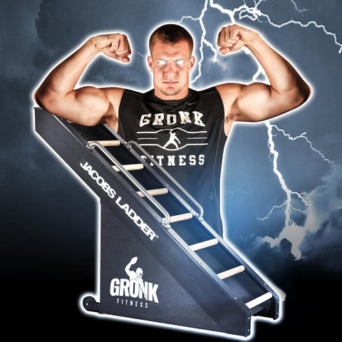 Gronk Fitness Jacobs Ladder