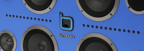 Gronk Fitness Presents Bumpboxx Bluetooth Speakers now available at Amazon