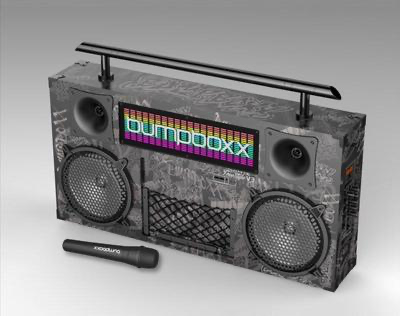 Bumpboxx Bluetooth Speakers available at Amazon
