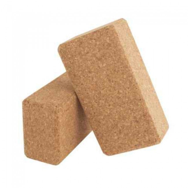Cork Yoga Brick - Yoga Block