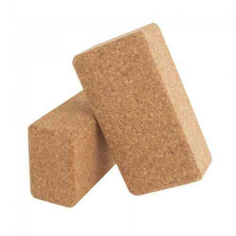 Cork Yoga Brick