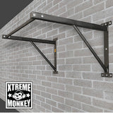Wall-Mounted Chin-Up Bar