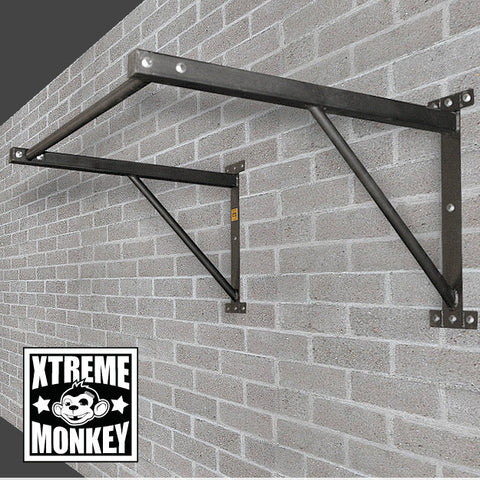 Wall-Mounted Chin-Up Bar & Wall-Mounted Chin-Up Bar u2013 Gronk Fitness Products