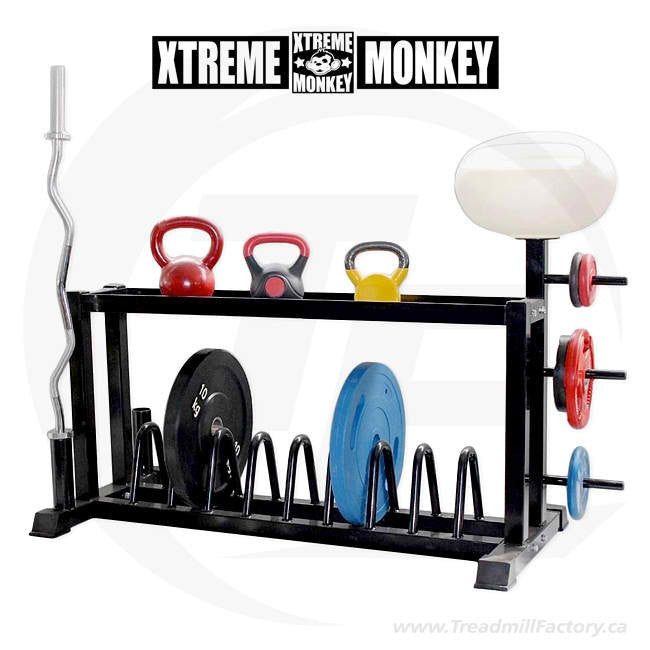Crosstraining Functional Storage Rack