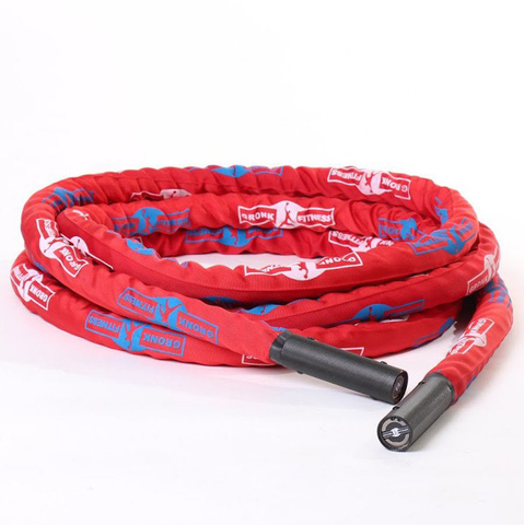Gronk Fitness Battle Rope w/ Sleeve - 30'