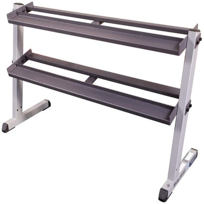 Body-Solid Dumbbell Weight Storage Rack