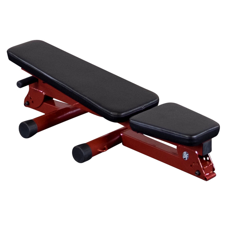Best Fitness FID Bench - Folding Bench BFFID10R
