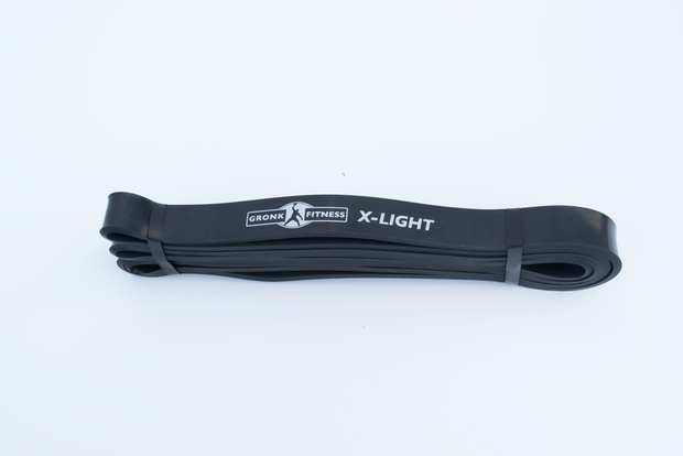 Gronk Fitness Strength Bands - X Light
