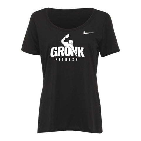 Nike Dri-FIT Women's Training T-Shirt - Black
