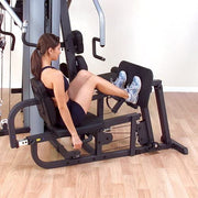 Body-Solid G9S Two-Stack Gym for Weight Training, Home and Commerical Gym