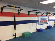Gronk Fitness Pull up Bar - Easy to Install Training Equipment