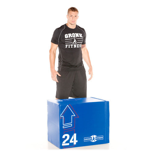 Gronk Fitness Soft-Sided Plyo Box