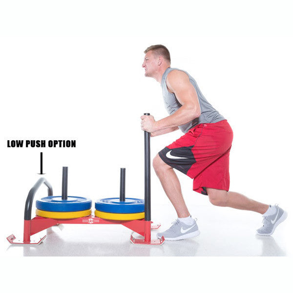 Gronk Fitness Push/Football Driving Sled