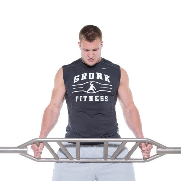Gronk Fitness Swiss Bar