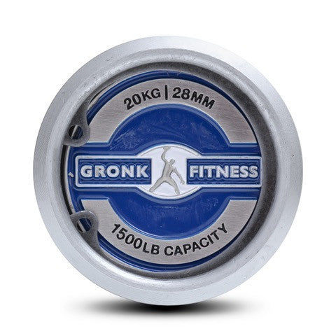 Gronk Fitness Lifting Bar - 1500lbs Test