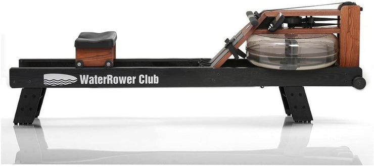 WaterRower Club Rowing Machine in Ash Wood with S4 Monitor