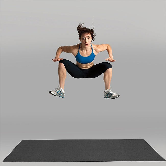 High Density Exercise Jump Mat