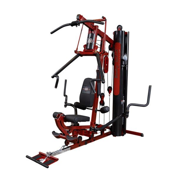 Body-Solid Bi-Angular Single Stack Home Gym G6BR