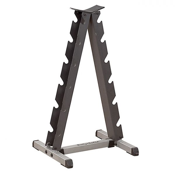 Body Solid Vertical 6-Pair Dumbbell Rack - GDR44