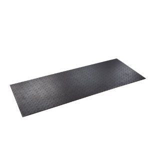 SuperMat 3'x7.5' Commercial Quality Treadmill Mat