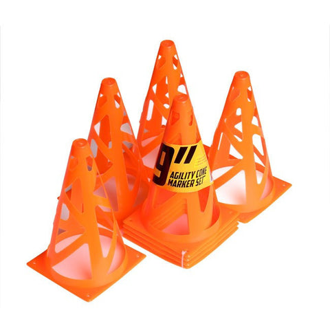 "9"" Pylon Training Cones"