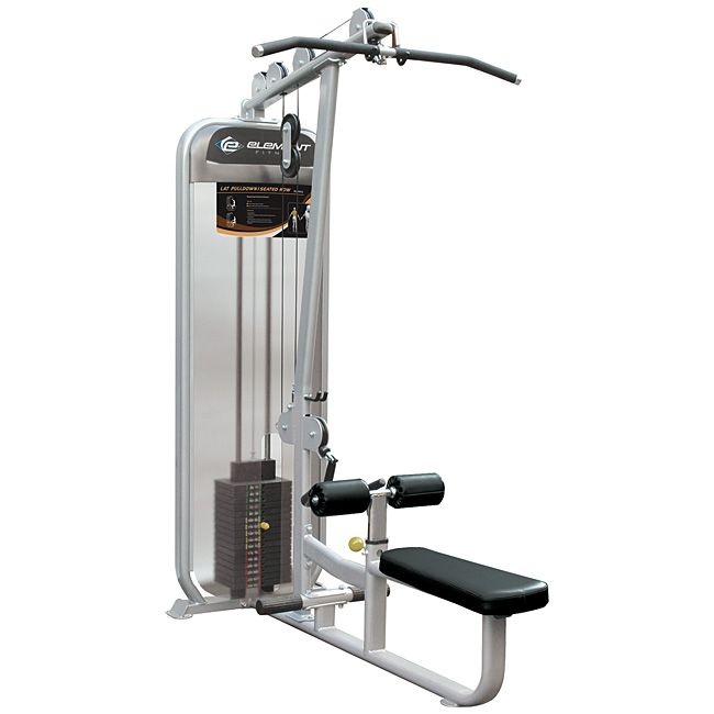 CARBON DUAL Lat Pulldown / Seated Row
