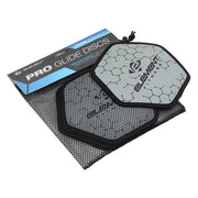 Element Fitness - Pro Fabric Glide Discs - Exercise Sliders