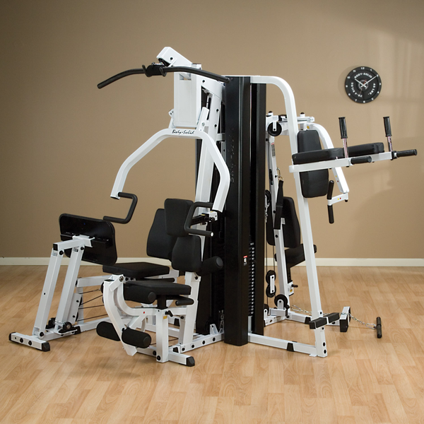 Body-Solid EXM3000LPS Gym System