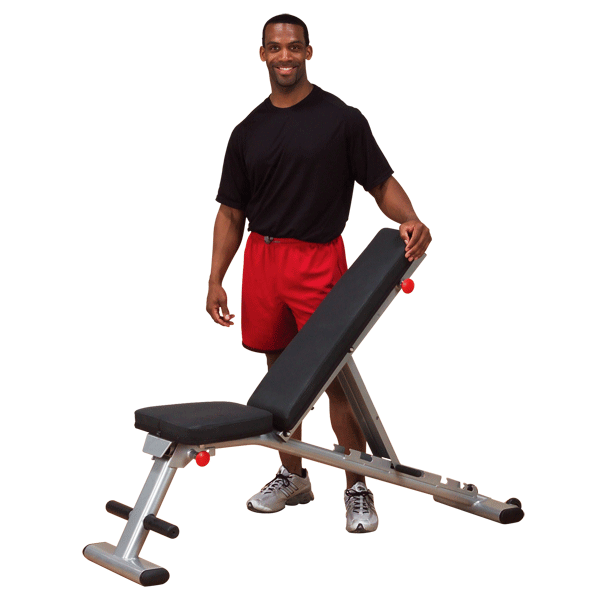 Body-Solid Adjustable FID Bench GFID225
