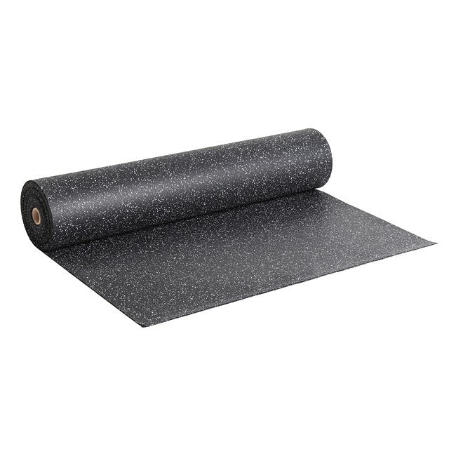 Gorilla Rubber Gym Flooring Rolls 4' x 50'