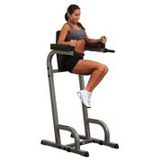 Body-Solid Vertical Knee Raise & Dip GVKR60