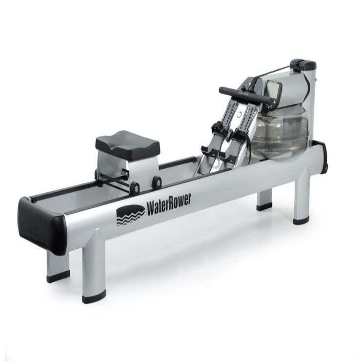 WaterRower M1 Hi Rise Rowing Machine with S4 Monitor
