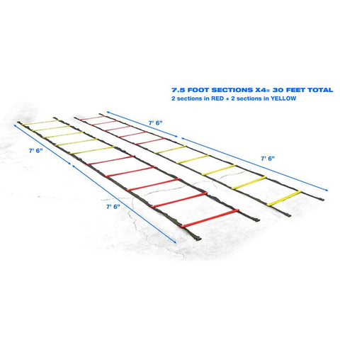 Agility Ladder 30 Gronk Fitness Products