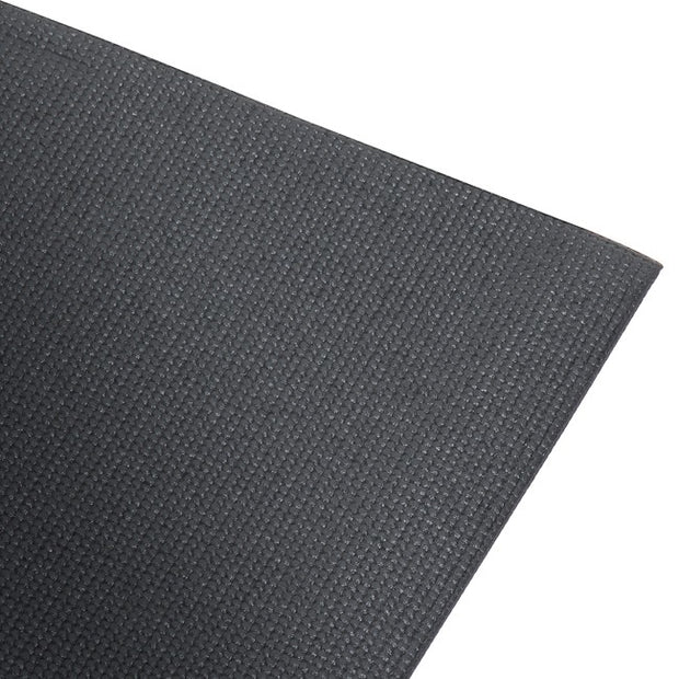 Yoga Mat - 5mm Black