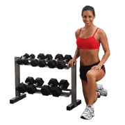 Body Solid Powerline Dumbbell Storage PDR282X
