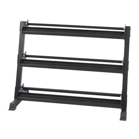 3- Tier Horizontal Dumbbell Rack