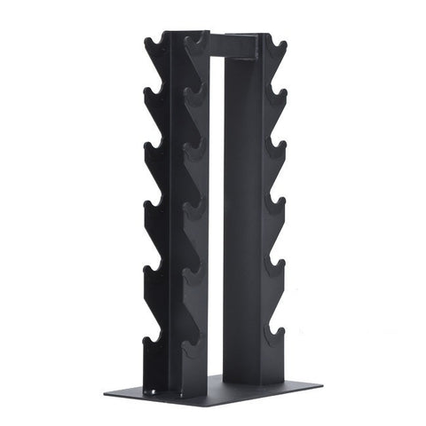 Vertical Dumbbell Rack - 6 Pair