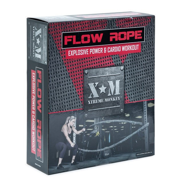 FLOW Resistance Rope - Packaging
