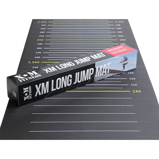 Extreme Monkey long jump mat
