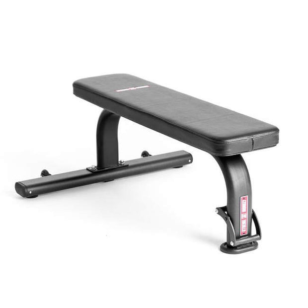 Xtreme Monkey Commercial Flat Bench Black