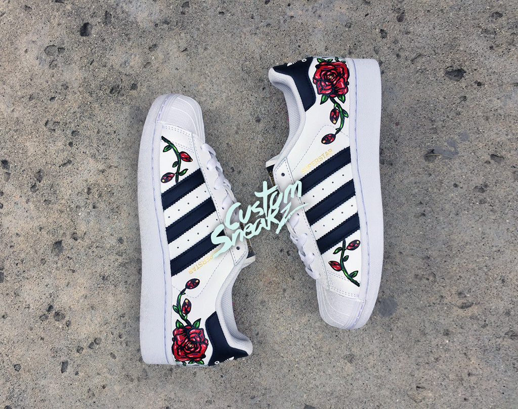 477739eb774f5 Custom Adidas Superstar for men and women