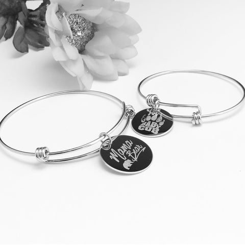 Bangle Mama Bear set