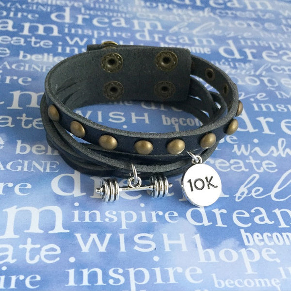Create Your Own Leather Wristband
