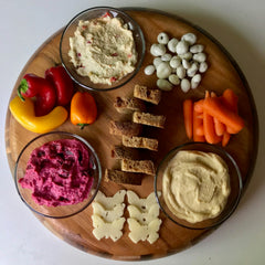 Butterfly Snack Board